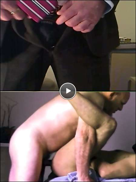 sexy silver daddies video