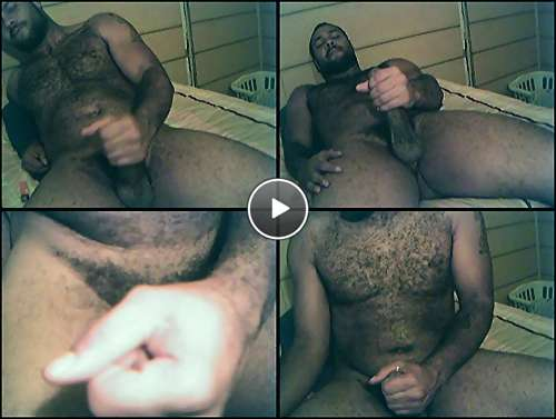 super hairy hunks video