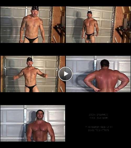 sexy wrestling men video